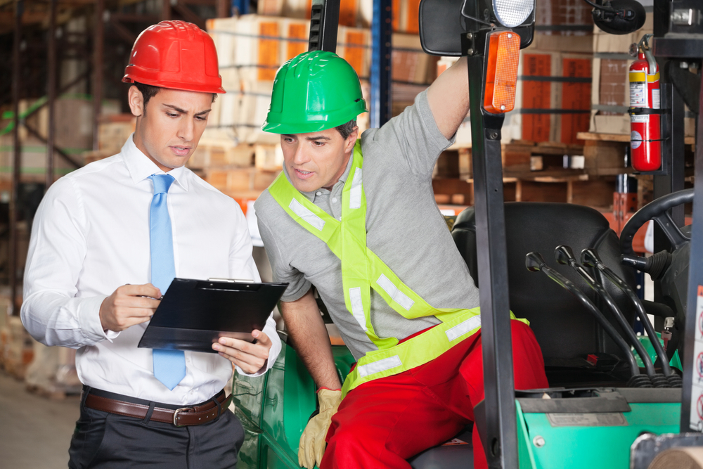 Forklift Training, Forklift Safety