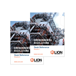 Environmental compliance training manuals