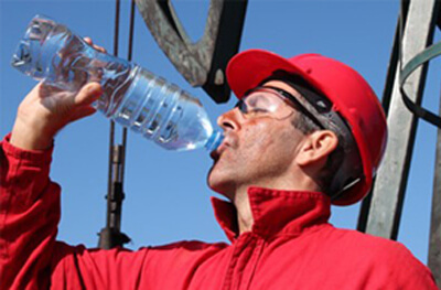 Heat Illness Prevention - Employees (Spanish)