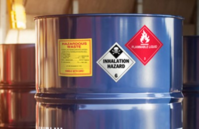 RCRA training for hazardous waste personnel