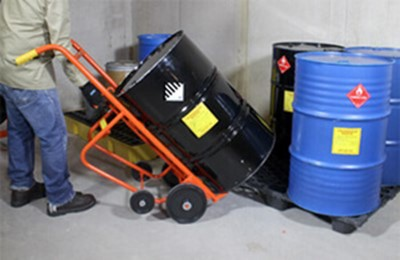 Hazardous Waste Drums