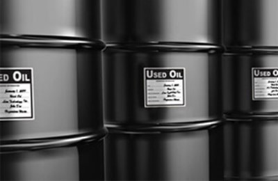 RCRA hazardous waste rules for used oil