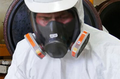 OSHA Regulated Respirator Under 29 CFR 1910.134