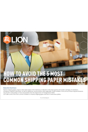 5 Most Common Shipping Paper Mistakes