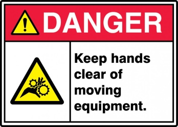 choosing the right osha safety signs lion technology