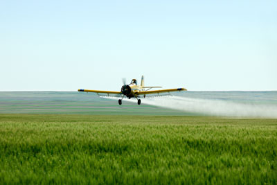 FIFRA aerial application of restricted use pesticide