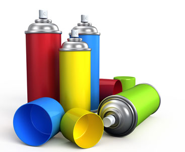 How to manage aerosol cans under rcra hazardous waste for How to dispose of empty paint cans
