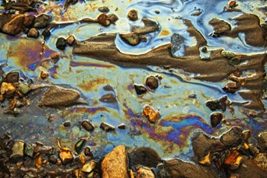 Water pollution in United States